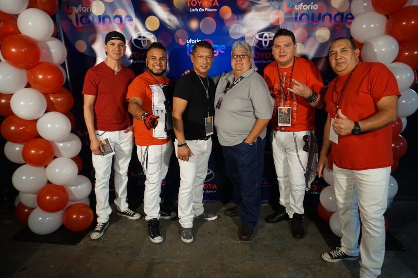 Uforia Lounge VIP Meet and Greet at Rock Box DSC01077.JPG