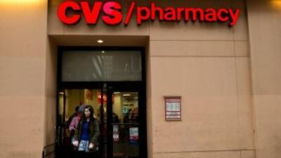 La cadena CVS dejará de vender tabaco a partir del 1ro. de octubre.