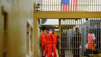 Las cárceles de EEUU se han convertido en una zona de reclutamiento por...