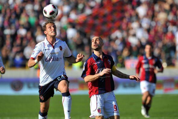 Pero el Cagliari no se quedó con los brazos cruzados y busc&oacut...
