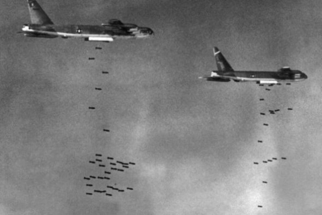 La invasión de Camboya fue una medida tremendamente impopular en EEUU po...