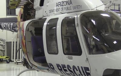 Exitoso rescate de mujer de Texas que se perdió por cinco días en el Gra...