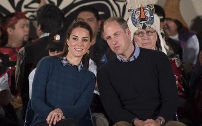 Los Duques de Cambridge tienen agenda de trabajo llena durante su visita...