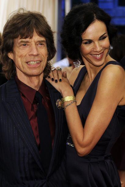 Un portavoz de Mick Jagger dijo que el músico británico se encontraba en...