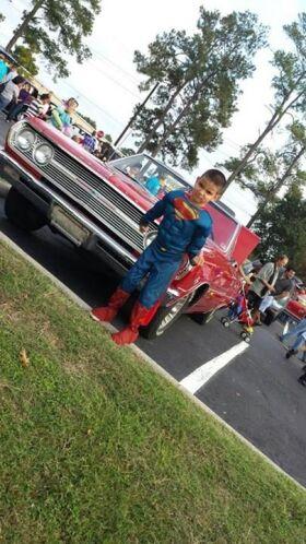 Halloween Austin 2013