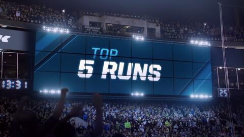 Semana 3 NFL: Los 5 mejores acarreros