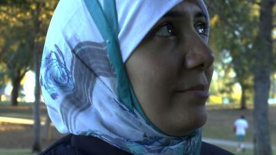 Refugiada siria en Phoenix