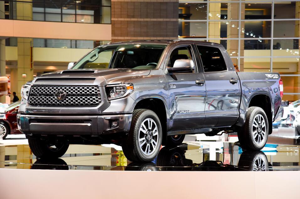 Los 'Trucks' del Auto Show de Chicago 2017CAS_2018_Toyota_Tundra_TRD_Spo...
