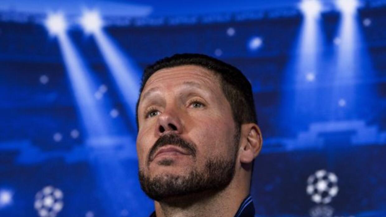 El técnico del Atlético afirmó que respeta y admira a la Juve.