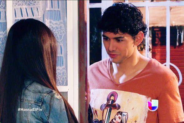 ¿Ya te olvidaste de Daniela, Lucas? Te vemos muy contento con Marisol.