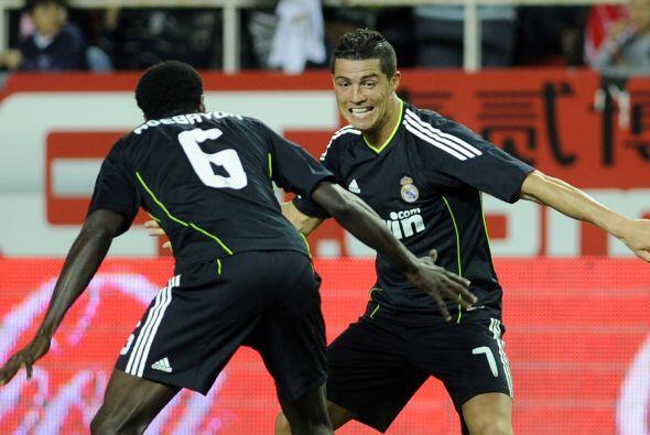 Gracias a esto, Cristiano marcha como 'Pichichi' de la Liga y sueña con...