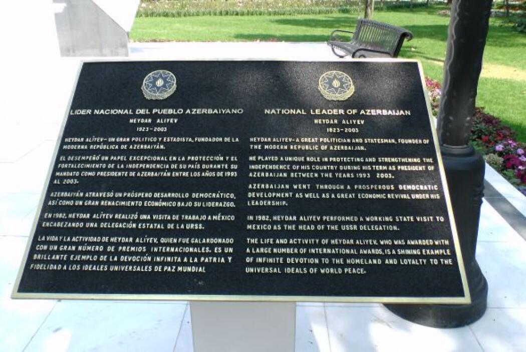 El pasado 22 de agosto, el parque fue inaugurado pese al rechazo que man...