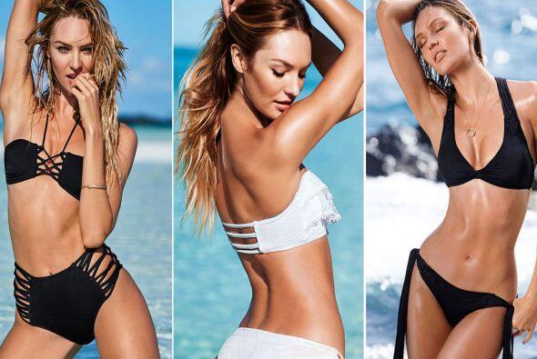 La modelo de Victoria's Secret quiere cerrar bien el año, encendi...