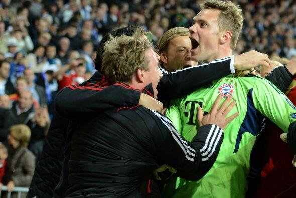 El equipo de esta semana arranca con el arquero alemán Manuel Neuer.