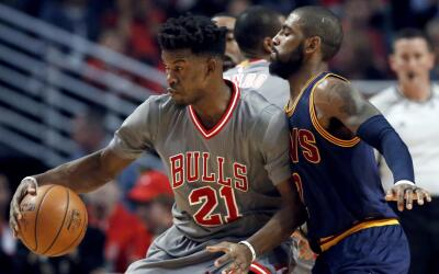 Jimmy Butler anotó 26 puntos.