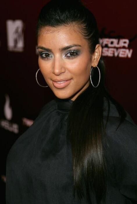 No podemos decir que actualmente Kim es un derroche elegancia, pero por...