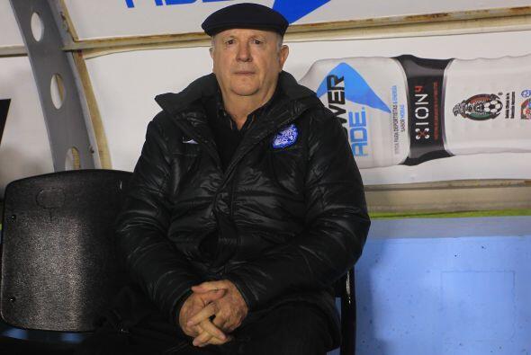 La primera es Manuel Lapuente, un entrenador que ya ha estado en el banq...