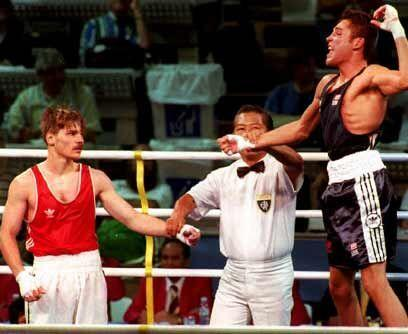 Comienzo de la Leyenda DoradaEn 1992 ganó la medalla de oro de la...