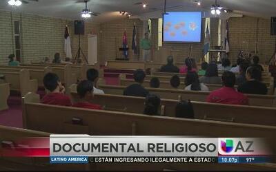 Un documental cristiano por los niños inmigrantes