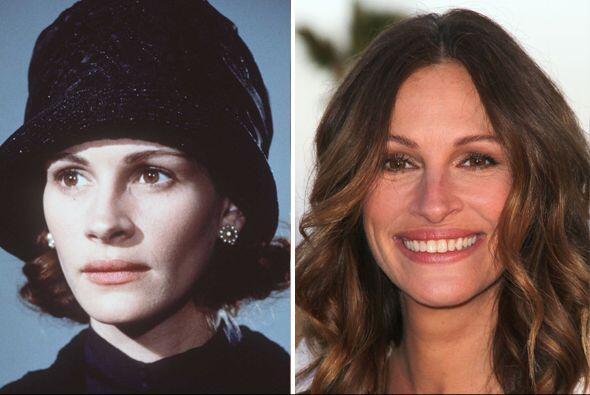 """La """"mujer bonita"""" de Hollywood no siempre se ha visto igual, tú puedes s..."""