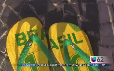 'Havaianas', símbolo de identidad brasileña