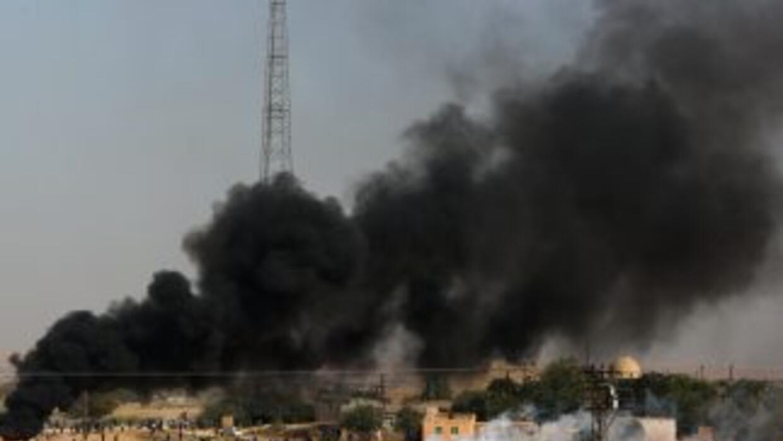 Los ataques en varias provincias al norte de Siria por parte de la coali...