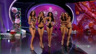 Los mejores y más atrevidos bikinis de las 5 finalistas de Nuestra Belle...