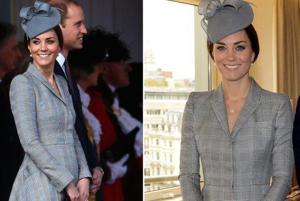 ¿Qué opinas, Kate luce radiante o devastada por el embarazo?