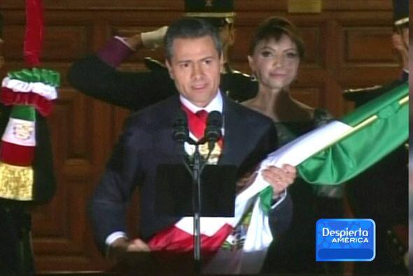 EL FERVOR PATRIO.  En septiembre es cuando los mexicanos celebran la Ind...