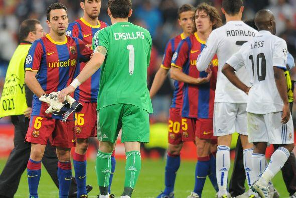 Al final prevaleció la deportividad y la mayoría de los jugadores se sal...