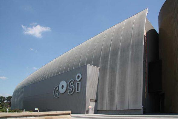 COSI: CENTER OF SCIENCE AND INDUSTRY - Cuenta con más de 320,000 pies cu...