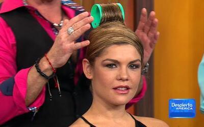 Alisa tu cabellera sin necesidad de usar la secadora con los consejos de...