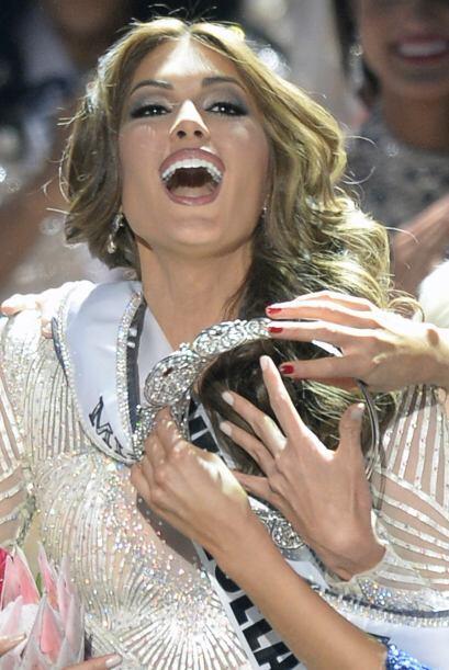 La gran final se debatió entre la española, Patricia Yurena Rodríguez y...
