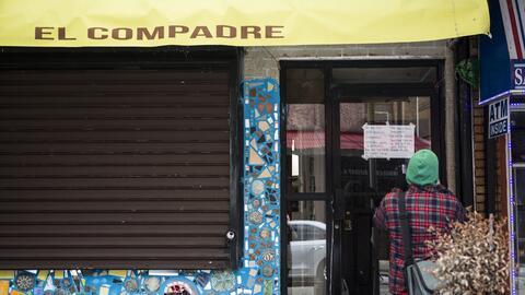 """Comercios cerrados y calles llenas, así luce el """"día sin inmigrantes"""""""
