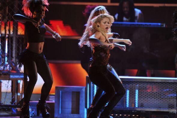 Shakira, quien fue nombrada por La Academia Latina de la Grabación como...