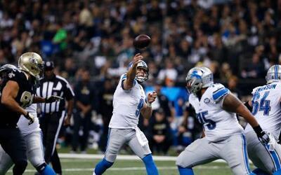 Lions 35-27 Saints: Detroit se lleva el triunfo en partido de eliminados...