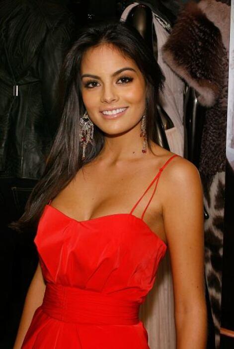 """Fue coronada como """"Nuestra Belleza Jalisco 2009"""", teniendo así el derech..."""