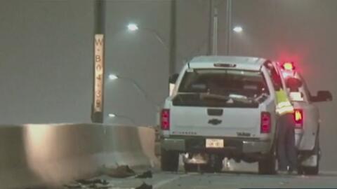 Un joven pierde la vida tras aparatoso accidente en Westpark