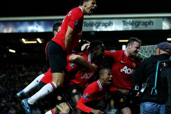 2-0 para el United, que logró decifrar el cerrojo de una defensa...