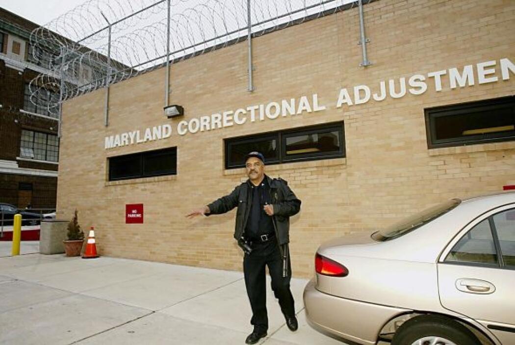 MARYLAND ha ejecutado a cinco reos. En 2013 se abolió la pena de muerte...