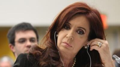 Según el canciller argentino,Fernández le dijo a Cameron que le quería...