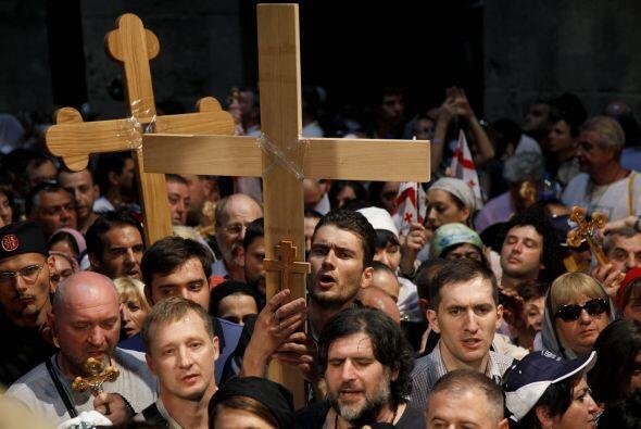 Que corresponden a incidentes particulares que Jesús sufrió por la salva...