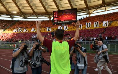 Juventus y Roma continúan su batalla por el 'scudetto' de la Serie A Get...