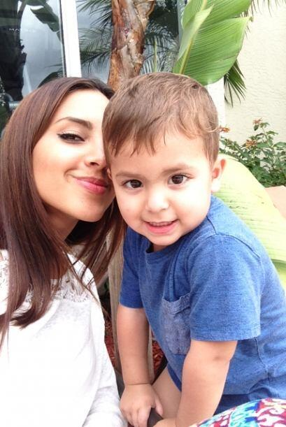 Gaby está enamoradísima y su gran amor se llama Sebastián Arocha.