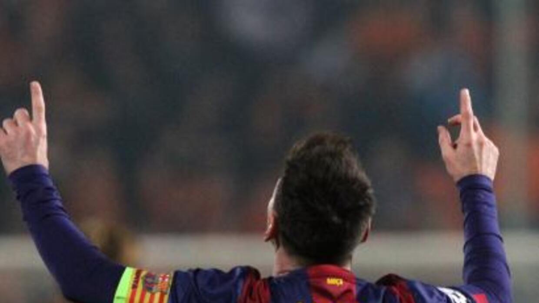El astro argentino se convirtió en el máximo goleador de la Champions y...