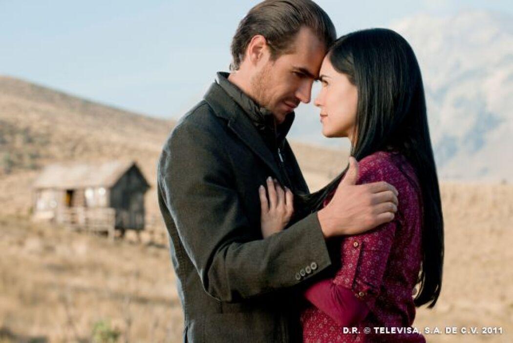 Scarlet Ortiz realizó su primer trabajo en Televisa junto a Jorge Poza e...