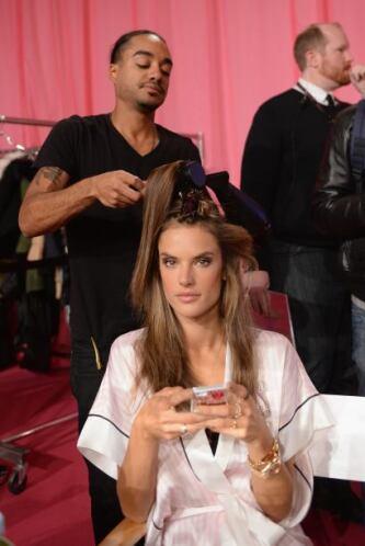 Lo hot del backstage de Victoria's Secret