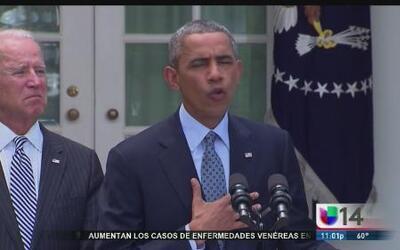 Obama busca anular una ley que protege a los menores refugiados para ace...