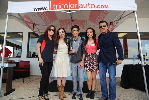 """Fuimos parte de diferentes ediciones del concurso """"La Voz Del Puebl..."""
