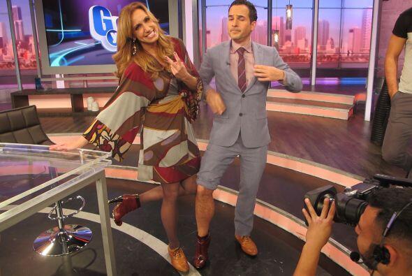 ¿Quién tiene mejor pierna: Lili o Carlitos?